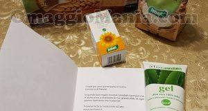 kit di prodotti Santiveri di Lucia