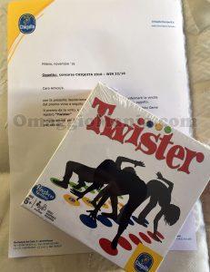 mini gioco Twister Hasbro di Turchina17 con Chiquita