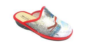 paio di calzature Michelle con foto