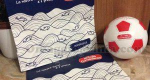 pallone e borsa Mondo Convenienza di Maria Teresa
