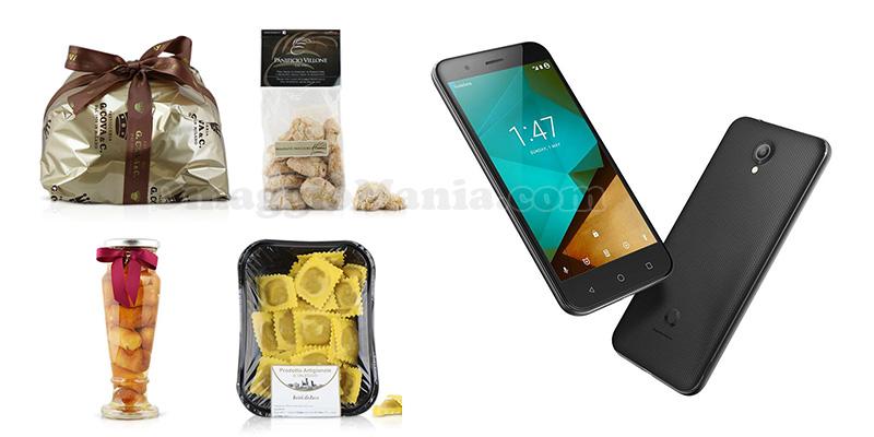 premi concorso Vodafone Gioca&Vinci Xmas Edition