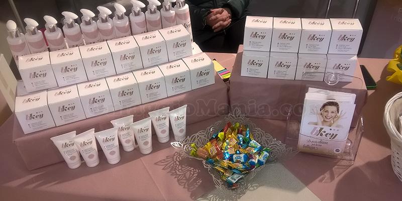 prodotti cosmetici BKey