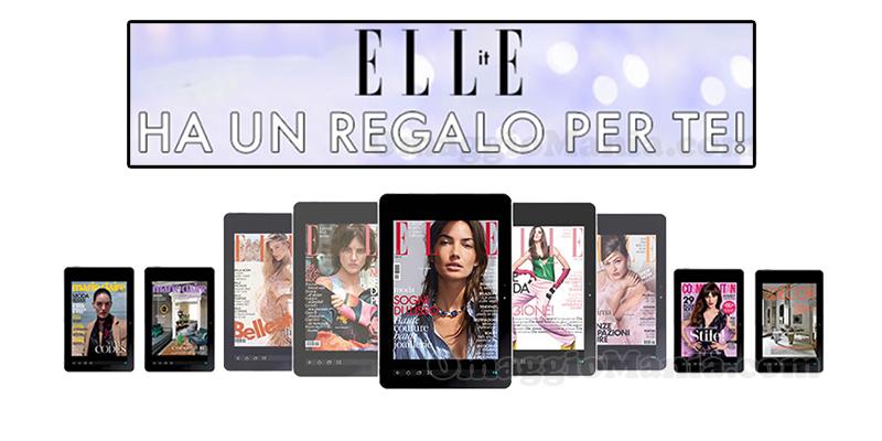 regalo Elle Natale 2016