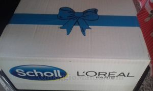 scatola Summer Kit L'Oréal di Silvia