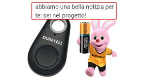 selezione tester Duracell Click&Buy