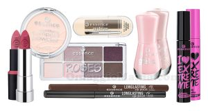 set Essence All About Roses