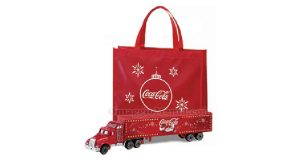 shopper e camioncino Coca Cola