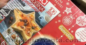 stampini per dolci Guardini omaggio con Cucina Moderna