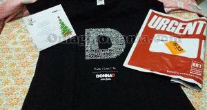 t-shirt DonnaD di Nadia