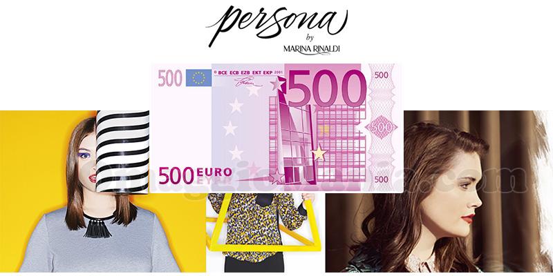 vinci 500 euro Persona by Marina Rinaldi