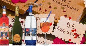 vinci set My Perfect Spritz contest Capodanno 2017