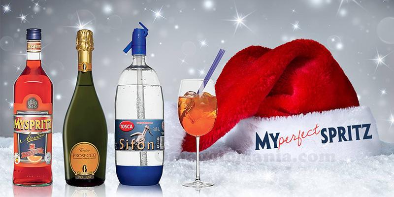 vinci set My Perfect Spritz contest Natale 2016