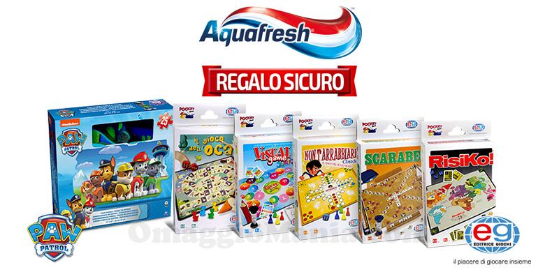 Aquafresh Missione Divertimento