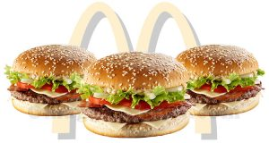Big Tasty McDonald's
