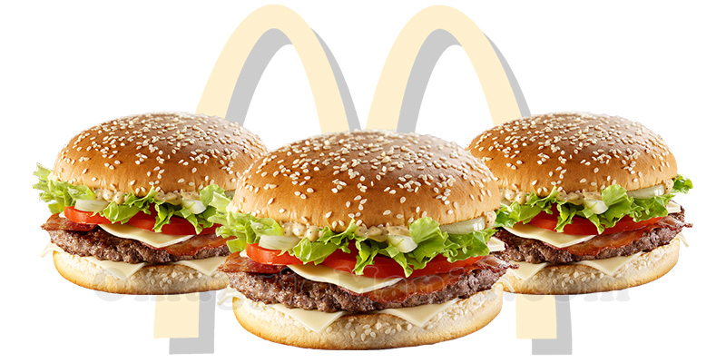 Big Tasty McDonald's