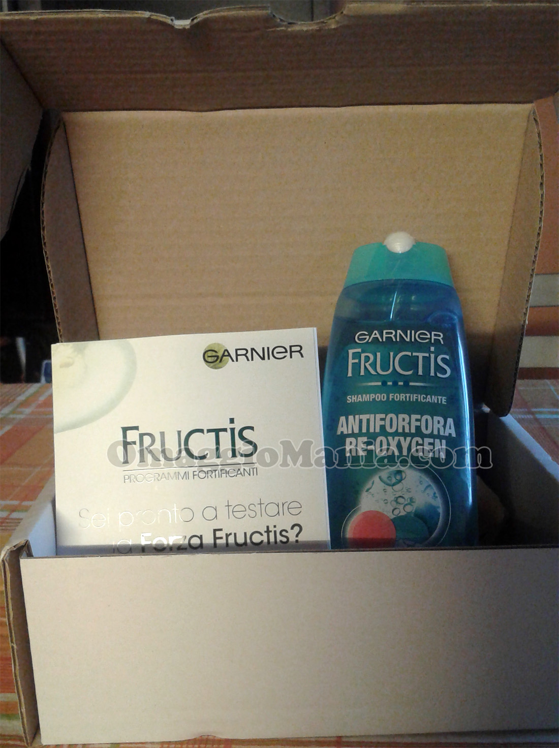 Garnier Fructis Antiforfora Re-Oxygen di Vale
