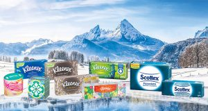 Kleenex e Scottex ti portano in montagna