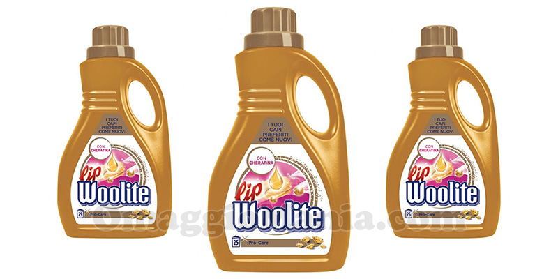 Lip Woolite Pro-Care