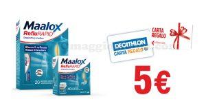 Maalox Operazione Shopping Rapido