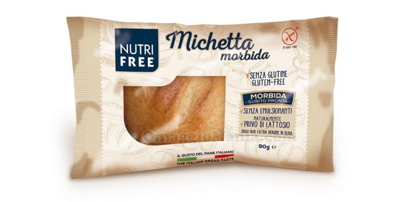 Michetta Morbida senza glutine Nutrifree