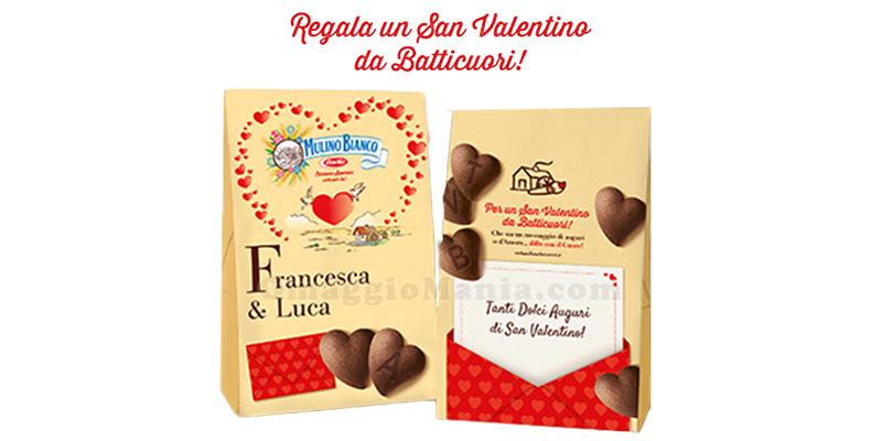 Mulino Bianco regala un San Valentino da Batticuori