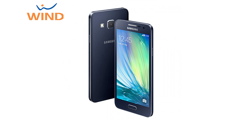 Samsung Galaxy A5 con Wind
