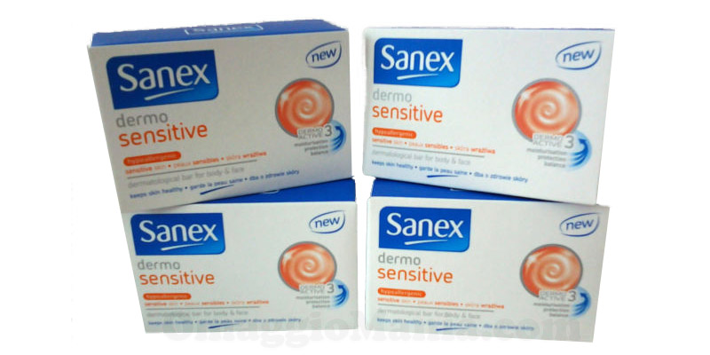 Sanex Dermo Sensitive