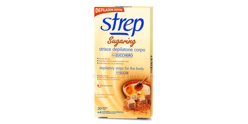 Strep Sugaring corpo