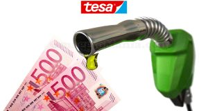 TESA ti regala un anno di benzina