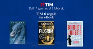 TIM ti regala un eBook