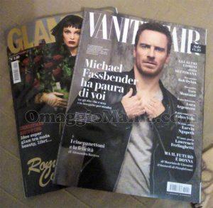 Vanity Fair e Glamour di Fede