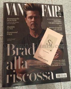 Vanity Fair e campioncino Giorgio Armani Sì di Turchina17