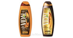 bagnodoccia Vidal Royal Jelly Argan Oil