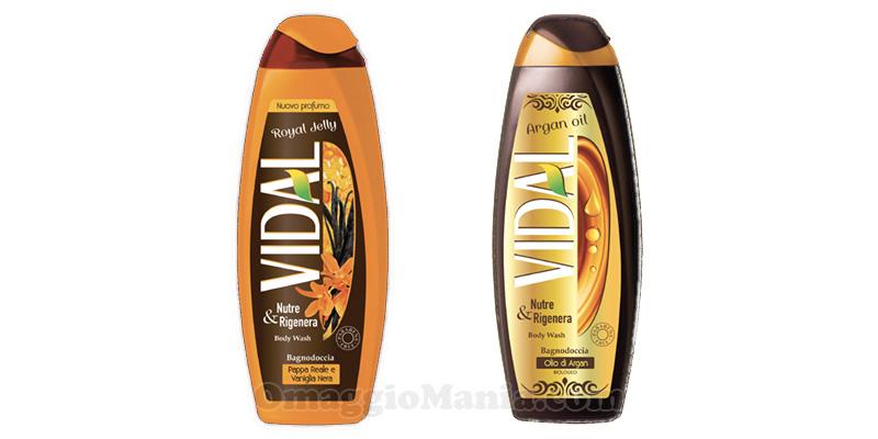 bagnodoccia Vidal Royal Jelly Argan Oil