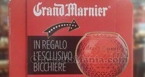 bicchiere Grand Marnier omaggio
