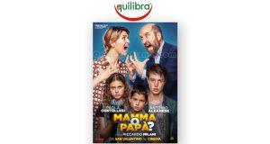biglietti cinema Mamma o Papà con Equilibra