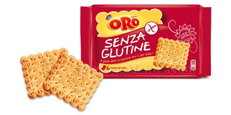 biscotti Oro Saiwa senza glutine