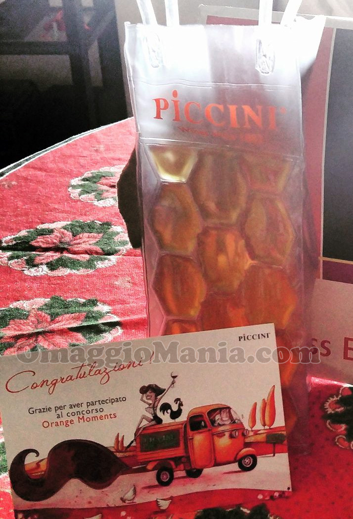 borsa ghiaccio Piccini di Giuliana