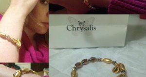 braccialetto Chrysalis di Lorenza