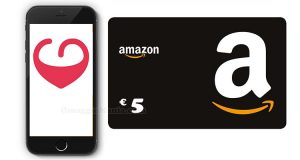buoni Amazon 5 euro con Grocerest