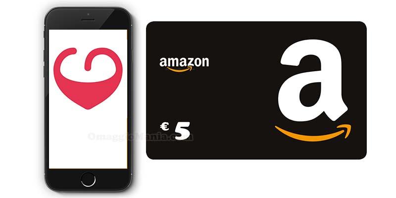 buoni Amazon 5 euro con Grocerest