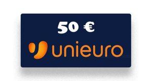 buono Unieuro 50 euro