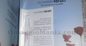 campione omaggio Flower by Kenzo di Sabry77