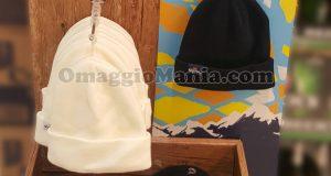 cappellini invernali Birra Corona omaggio