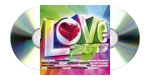 compilation LOVE 2017 Radio Italia