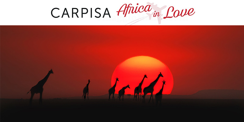 concorso Carpisa Africa in Love
