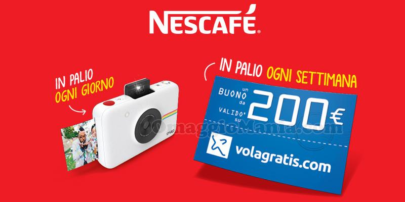 concorso Nescafé 2017