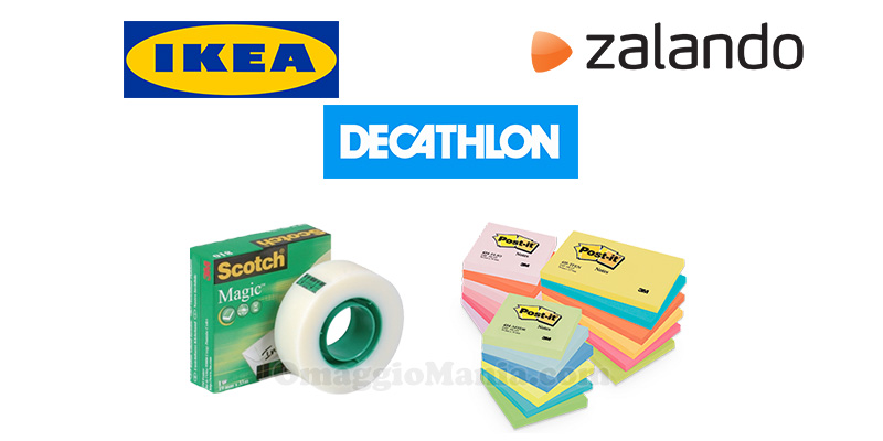 concorso Post-it Scotch Emozioni e Desideri