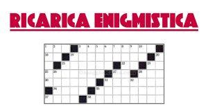 concorso Ricarica Enigmistica