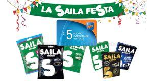 concorso Saila Festeggia con noi 80 anni e vinci